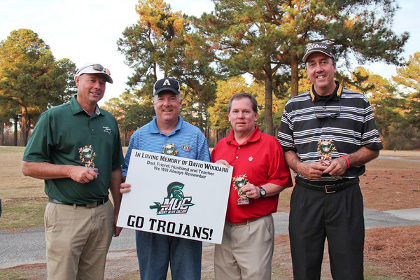 HW 2013 – Alumni Golf Tournament