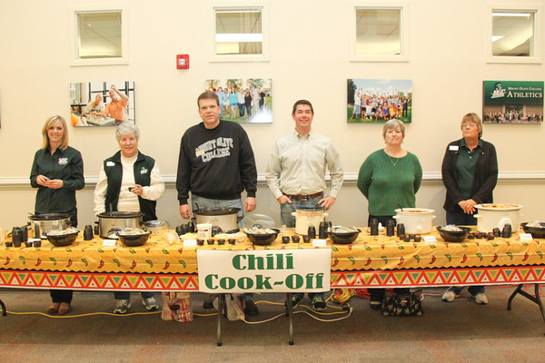 HW 2013 – Chili Cook-off